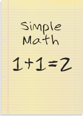 SEO Simple Math