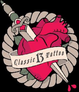 Classic temp logo